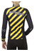 guilty 76 racing Isolation jersey lange mouwen Dames lange mouw zwart